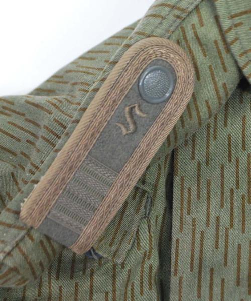 NVA Officer Cadet Camo Jacket With Insignia - Medium