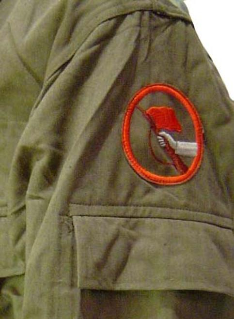 East German 'KG' - Workers Battle Group Men's Jacket from Hessen Surplus