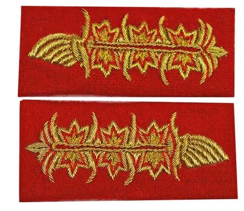 M15 Prussian Field Marshall Collar Tabs (Kragenspiegel)