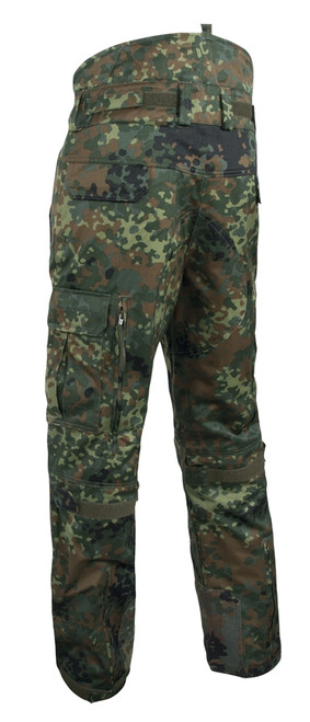 Köhler Sniper Pants - Flecktarn from Hessen Antique