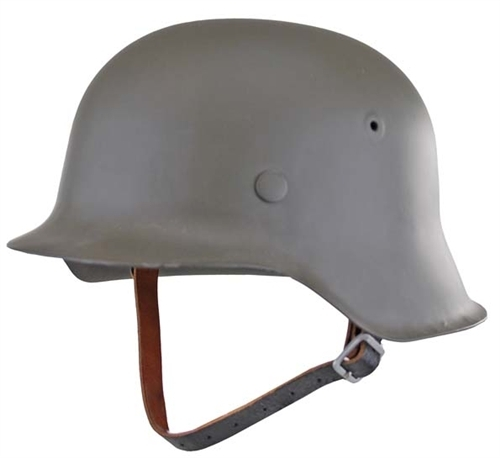 Reproduction M42 German Helmet Hessen Antique