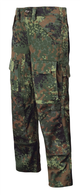 Köhler Combat Pants - Flecktarn from Hessen Antique