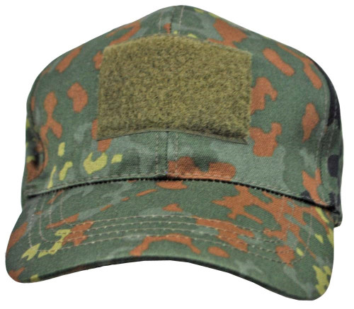 Operator's Tactical Cap - Fleckarn from Hessen Antique