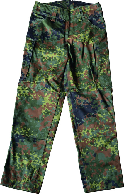 Köhler Explorer Pants - Flecktarn from Hessen Antique