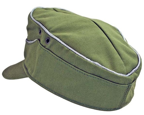 M41WH DAK Officer's Tropical Field Cap with Soutche from Hessen Antique