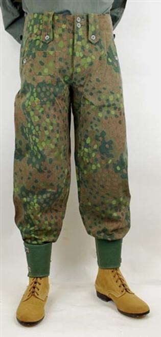 M44 Dot Camo HBT Trousers from Hessen Antique