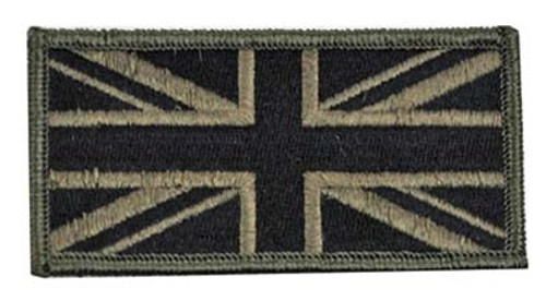 """Foliage Green camo band for use with the ACU digital camouflage helmet cover.  For the PASGT """"KEVLAR"""" and ACH/MICH helmets, BRITISH, FLAG, PATCH, SUBDUED"""