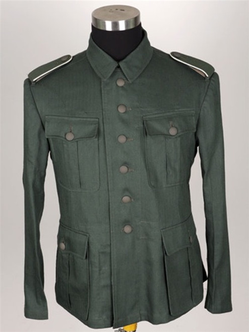 WH HBT M40 Tunic from Hessen Antique