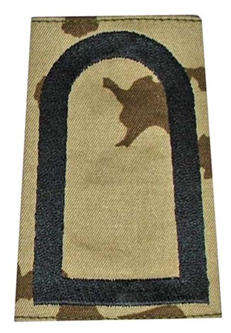 Bundeswehr Flecktarn Rank Insignia from Hessen Antique