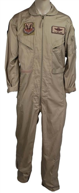 Air Force Flight Coverall With Insignia  from Hessen Surplus