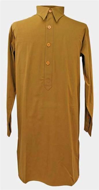 German SS Brown Service Shirt from Hessen Antique