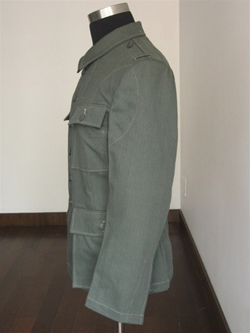 WH HBT M43 Tunic from Hessen Antique