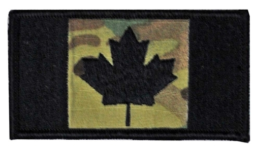 OCP Canadian Patch with Hook Fasteners from Hessen Antique