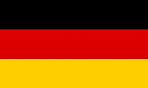 German National Flag from Hessen Antique