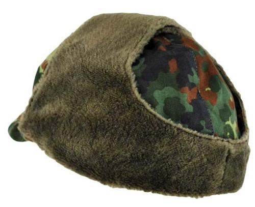 Bundeswehr Bundeswehr Winter Pile Cap from Hessen Antique