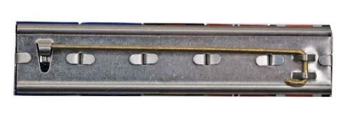 German Ribbon Bar, EK + KVK W/ Swords + Ostfront + Long Service from Hessen Antique