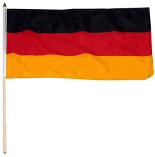 German National Flag - Small  from Hessen Antique