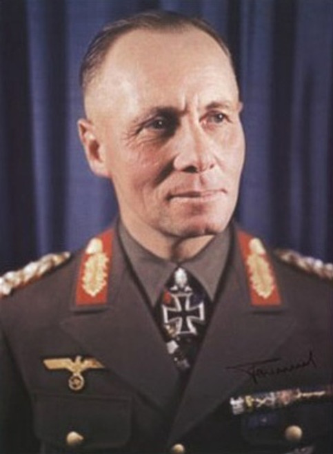 Field Marshal Erwin Rommel Ribbon Bar from Hessen Antique