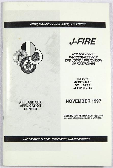 FM 90-20 J-FIRE