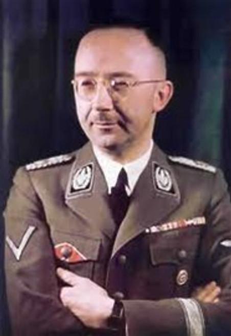 SS Reichsführer Heinrich Himmler from Hessen Antique