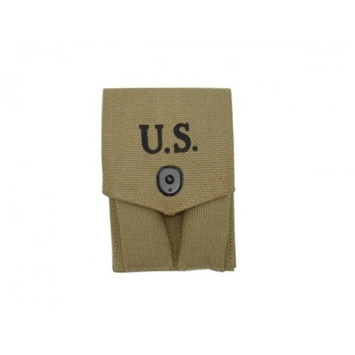 GI M1911 .45 ammo pouch from Hessen Antique