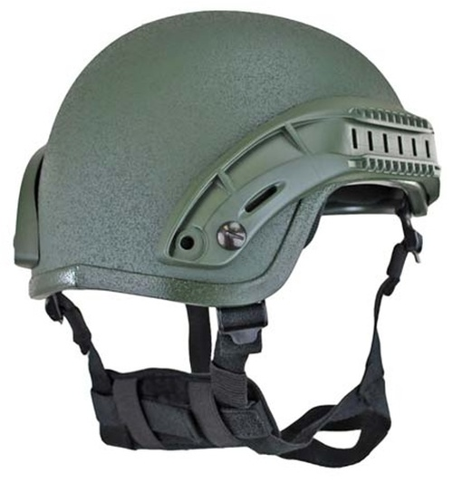 GI Type Integrated Ballistic Helmet (IBH) from Hessen Antique