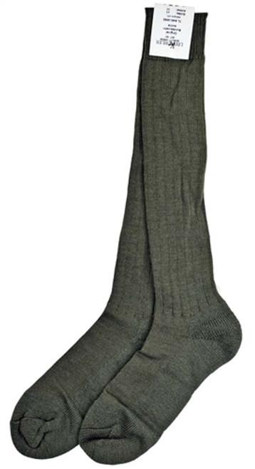 Bundeswehr OD Socks from Hessen Antique