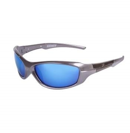 9MM Sunglasses- Blue/ Mirror from Hessen Antique