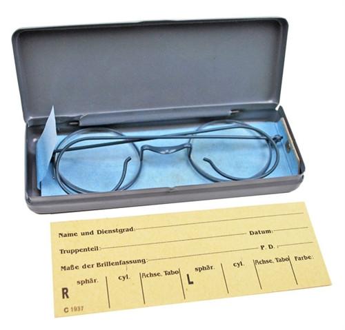Soldaten Eye Glasses Hessen Antique