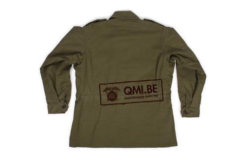 QMI WWII GI M43 Field Jacket from Hessen Antique