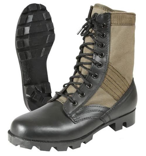 Vietnam Style GI Jungle Boots