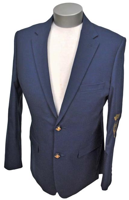 Fictional German Ambassador Blue Suit From Major TV Series from Hessen Antique