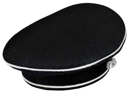 Allgemeine SS Officer Visor Cap - Economy from Hessen Antique