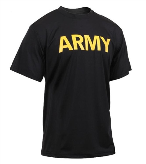 Army Physical Training Shirt from Hessen Tactical
