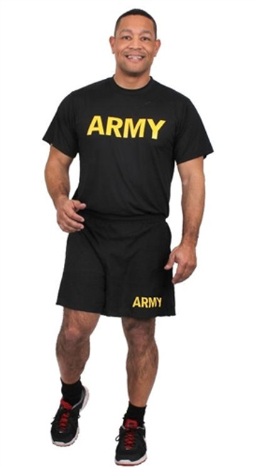 Army Physical Training Shorts from Hessen Tactical