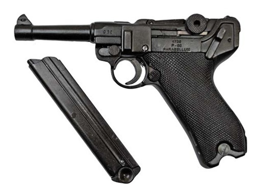P-08 from Hessen Antique