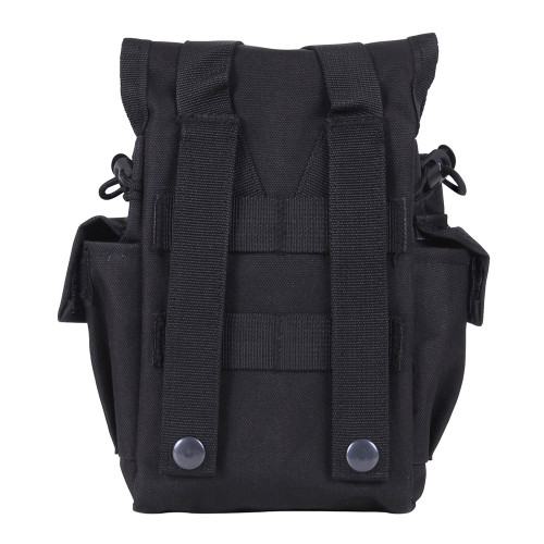 MOLLE II Canteen & Utility Pouch - Black