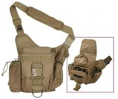 Advanced Tactical Bag - Coyote Brown
