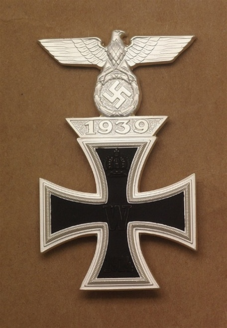 1939 Spange zum 1914 Eisener Kreuz 1. Klasse - One Piece from Hessen Antique