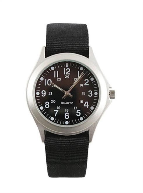 Military Style Quartz Watch from Hessen Militaria