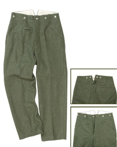 M40 Trousers - Sturm from Hessen Antique