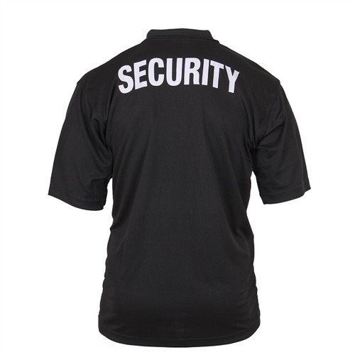 Moisture Wicking Security Polo Shirt from Hessen Tactical