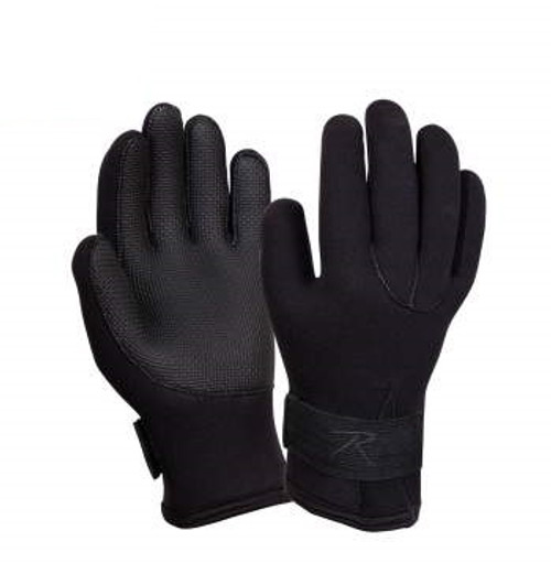 Neoprene Gloves from Hessen Antique