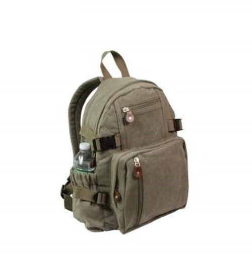 Canvas Backpack from Hessen Antique