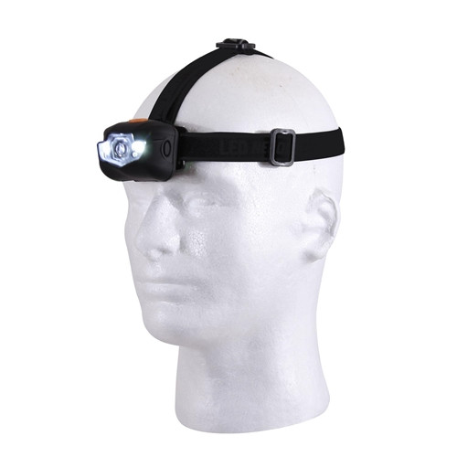 Deluxe 5-Bulb LED Headlamp from Hessen Militaria