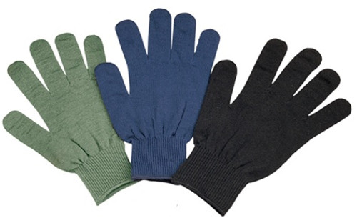 G.I. Polypropylene Glove Liners from Hessen Antique