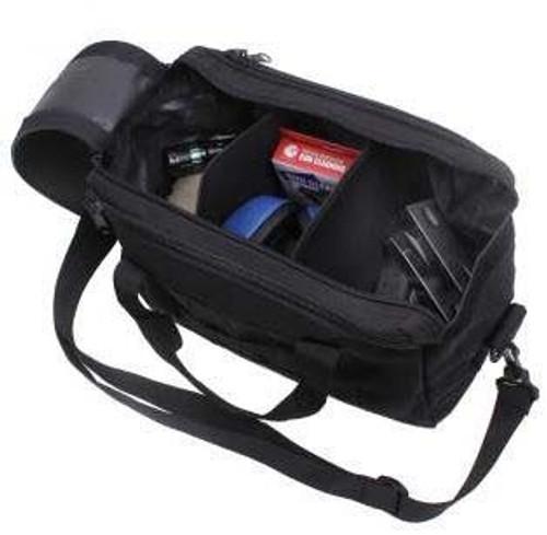 Black Technician Pistol Range Bag from Hessen Antique