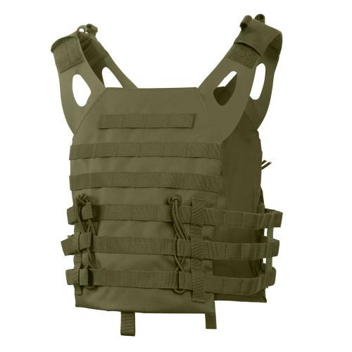 Lightweight Plate Carrier Vest - OD