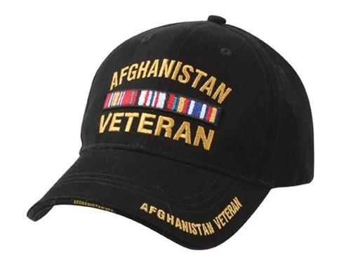 Veteran Low Profile Insignia Cap