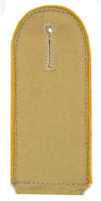 DAK Enlisted Shoulder Boards from Hessen Antique